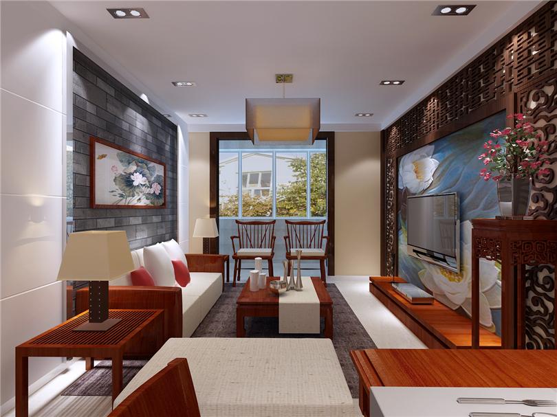 合景领峰102平米二居装修效果图大全2015图片-搜狐