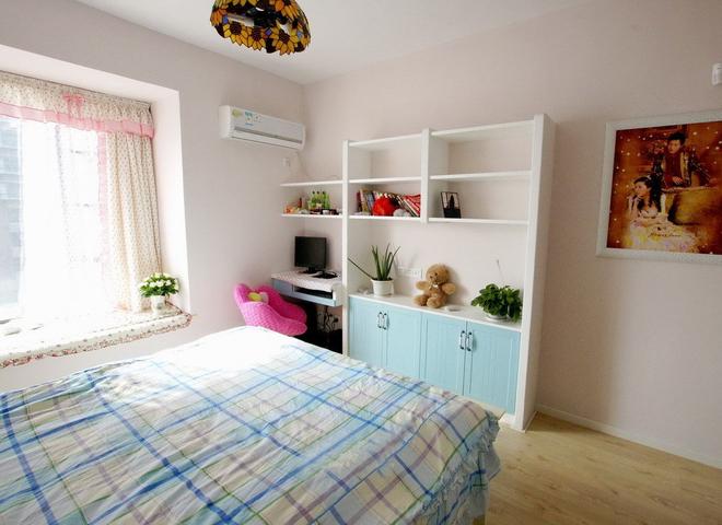 天洋城4代65平米一居装修效果图 搜狐焦点家居装修网