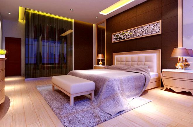 东亚马赛公馆80平米二居装修效果图欣赏 搜狐焦点家居装修网