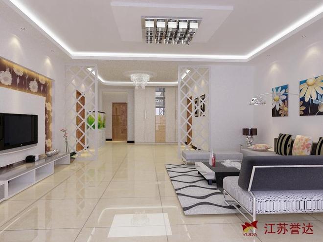 枫丹天城153平米三居装修效果图大全2015图片-搜狐