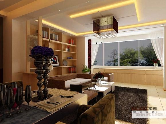 金隅万科80平米二居装修效果图大全2015图片 搜狐焦点家居装修网