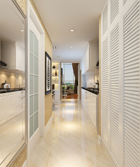 方48平米一居装修效果图 搜狐焦点家居装修网