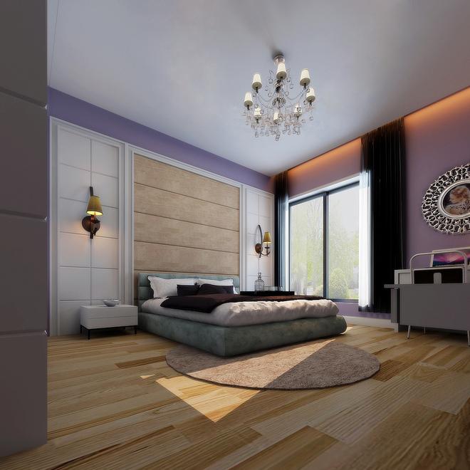 华远铭悦世家130平米三居装修效果图大全2015图片 搜狐焦点家居装修
